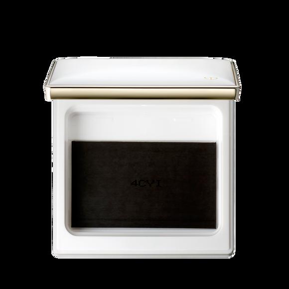 光透白粉饼盒